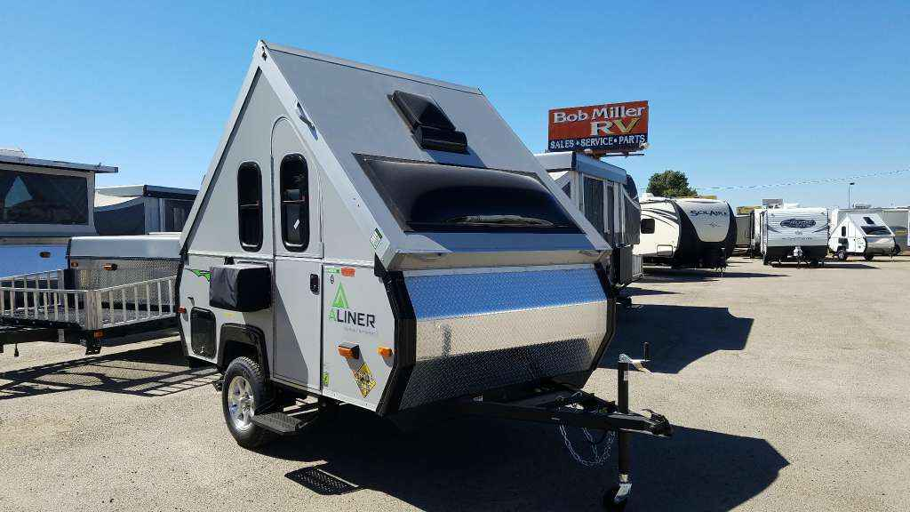 2017 New Aliner Ranger 10 w/Bunk Pop Up Camper in California CA