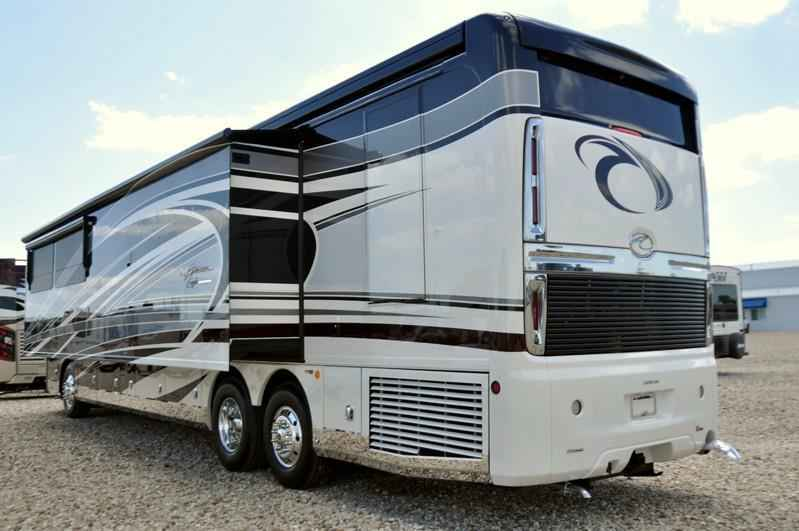 2017 New American Coach American Eagle 45a Heritage