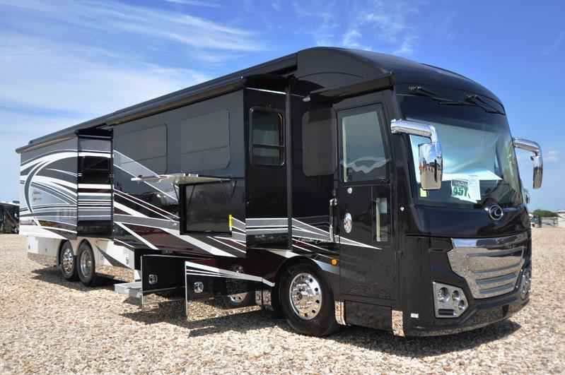 2017 New American Coach American Eagle 45t Heritage