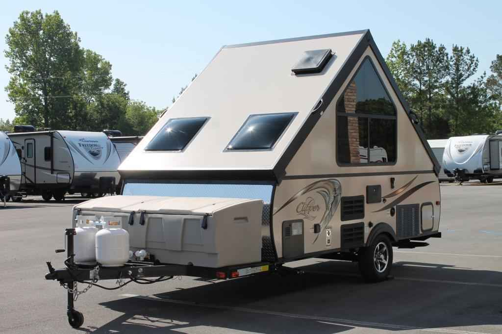 2017 New Coachmen Clipper Hardside 12rbst Pop Up Camper In