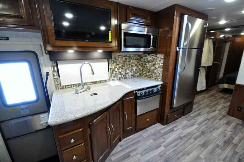 2 Bathroom Class A Rv Of 2017 New Coachmen Mirada 35bh Bunk And Bath 1 2 Rv For