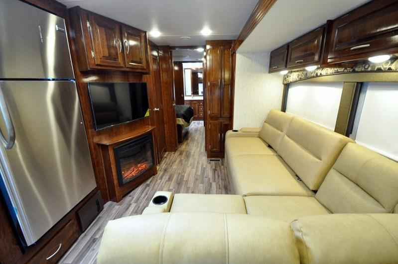 2017 new coachmen mirada 35ls bath 1 2 rv for sale at mh for 2 bathroom class a rv
