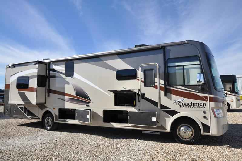 Unique 2017 New Coachmen Mirada 35LS Bath Amp 12 RV For Sale At MH