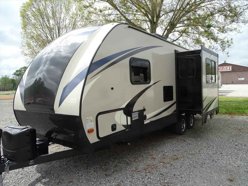 2017 new crossroads sunset trail super lite ss222rb travel