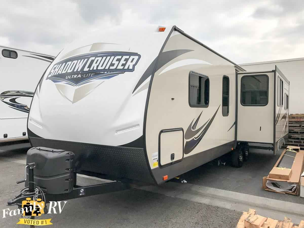 2017 New Cruiser Rv Shadow Cruiser 263rls Travel Trailer