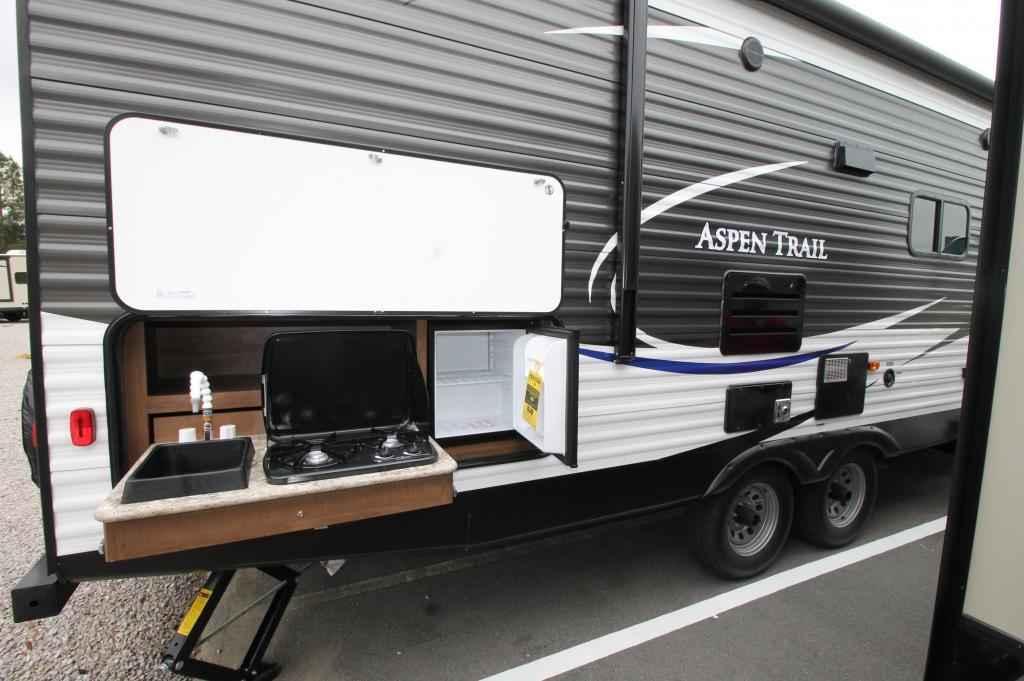 2017 New Dutchmen Aspen Trail 2750 Travel Trailer In