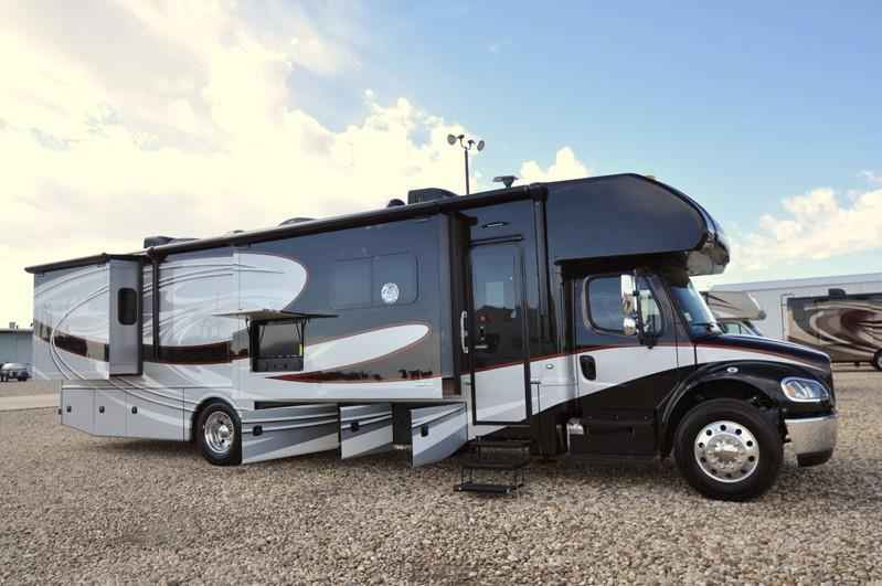 2017 New Dynamax Corp Force 37TS Super C RV For Sale At