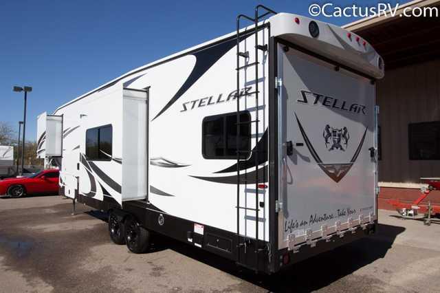 2017 New Eclipse Rv Stellar 32 Dbg Toy Hauler In Arizona Az