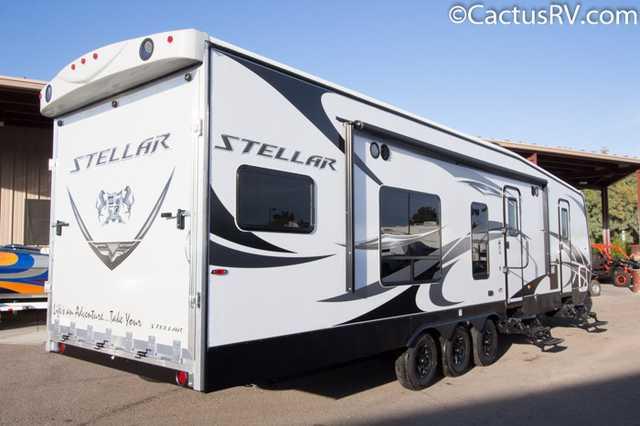 2017 New Eclipse Rv Stellar 32 Ksg Toy Hauler In Arizona Az
