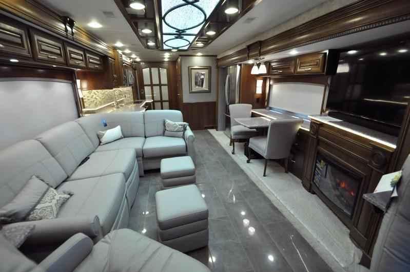 2017 new entegra coach anthem 44b bath  u0026 1  2 luxury rv for
