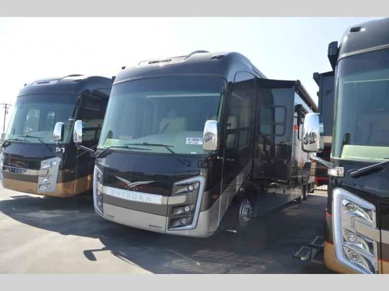 2017 New Entegra Coach Aspire 42rbq Class A In California Ca