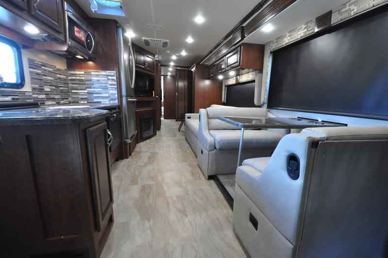 2017 new fleetwood storm 36f bunk house 2 full bath rv for class a in texas tx