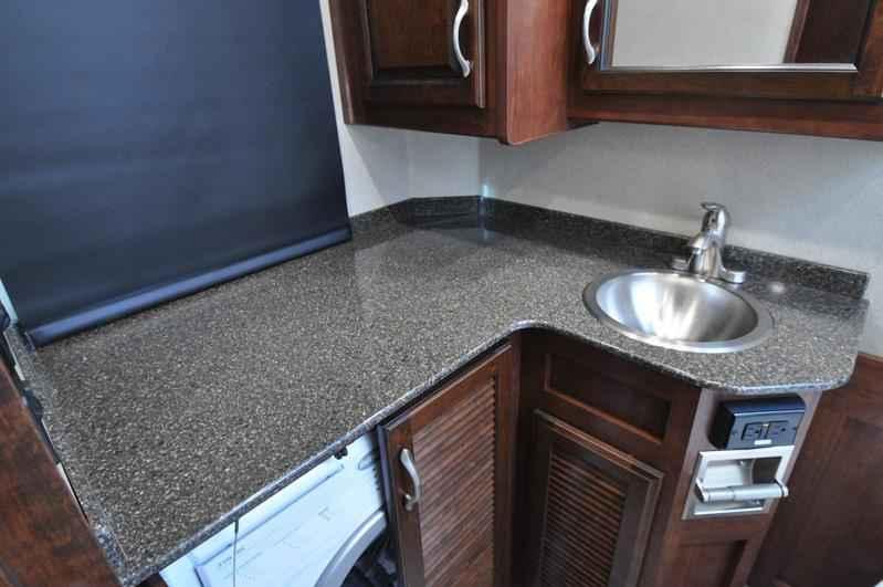 2017 new fleetwood storm 36f bunk house 2 full bath rv for 2 bathroom class a rv