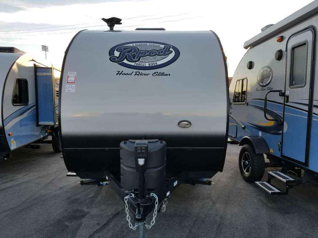 2017 New Forest River R Pod Rp 171 Travel Trailer In