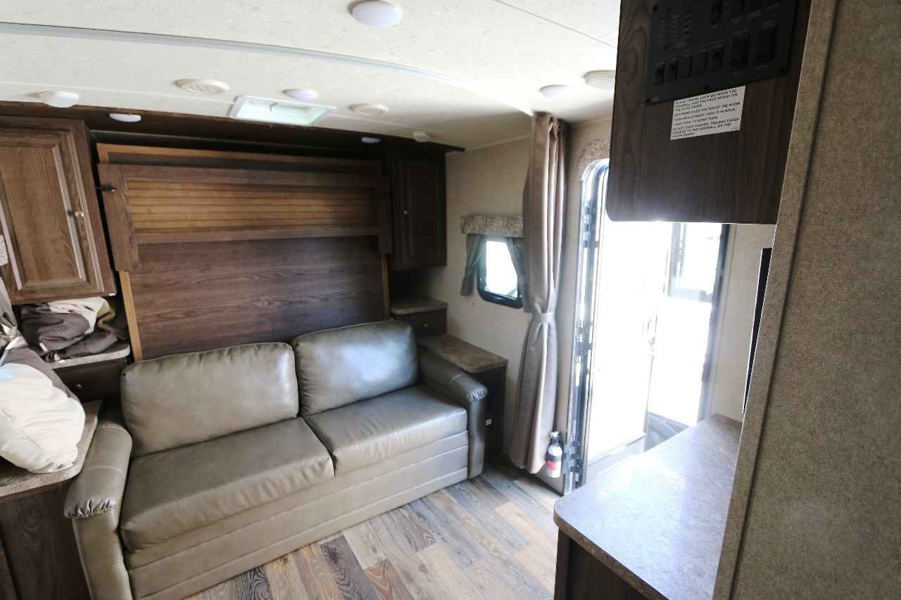 #5F4E3F 2017 New Forest River ROCKWOOD 2505S Travel Trailer In  Recommended 10047 6500 Btu Window Air Conditioner pics with 1280x853 px on helpvideos.info - Air Conditioners, Air Coolers and more