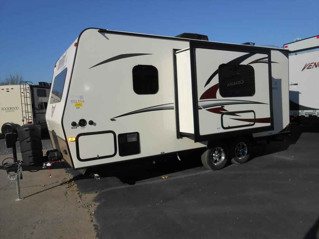 New  Rockwood Mini Lite S Travel Trailer