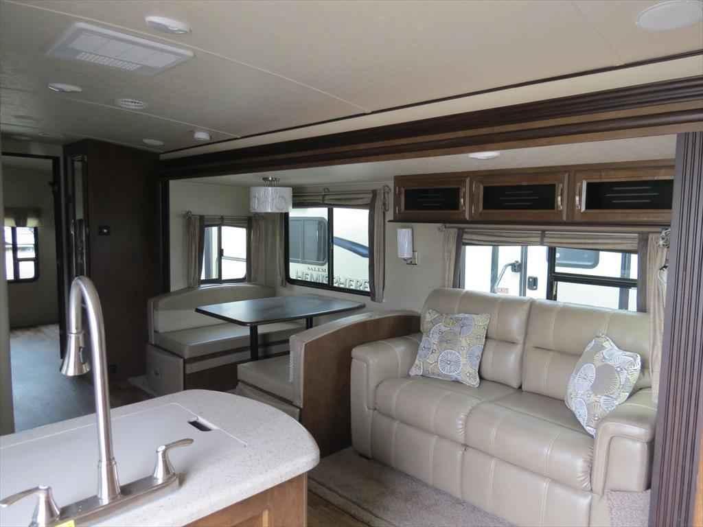 High Rise Kitchen Faucet 2017 New Forest River Salem Hemisphere Lite 312qbud Travel