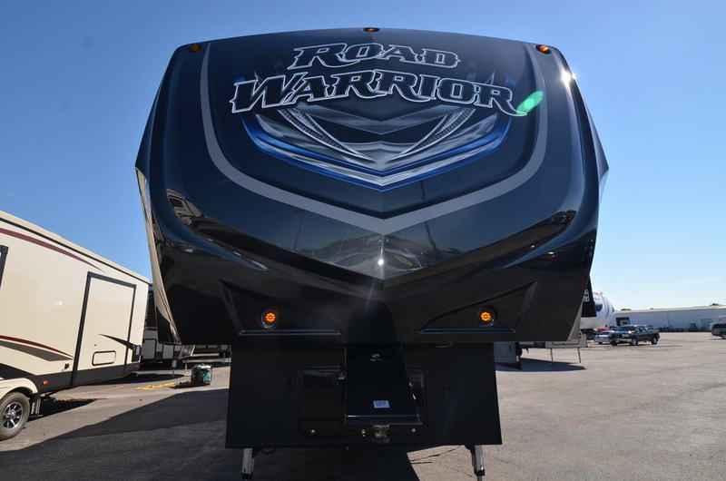 2017 New Heartland Road Warrior 362rw Toy Hauler Toy