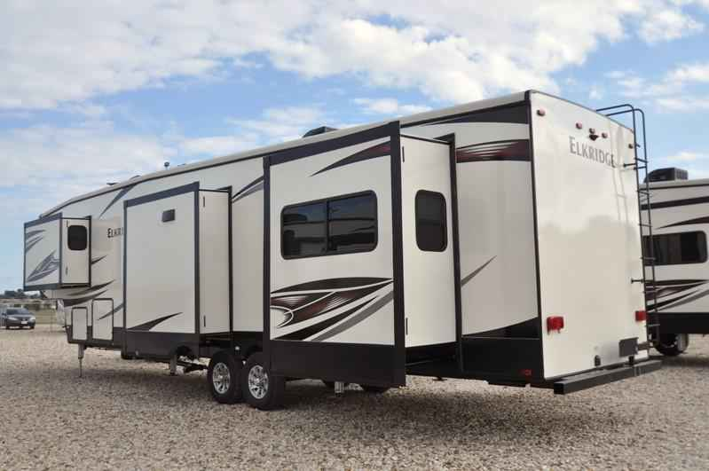 2017 new heartland rv elkridge 39rdfs rv for sale at mhsrv for Motor homes for sale in texas
