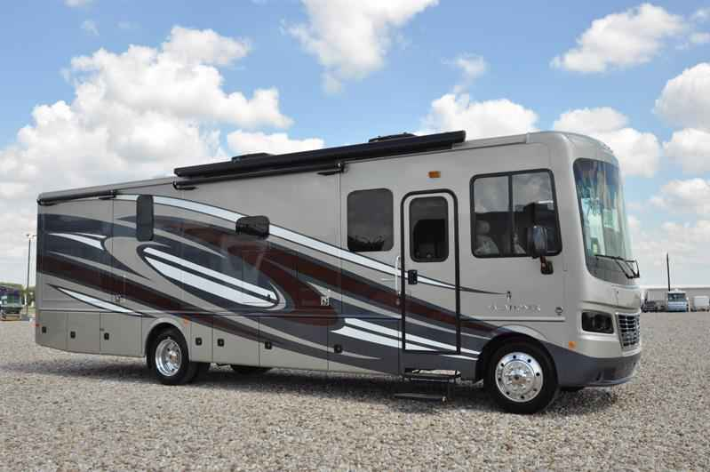 2017 new holiday rambler vacationer 34t class a rv for for Class a motor homes for sale