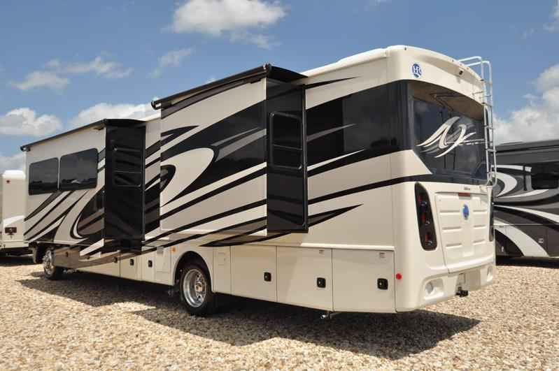 2017 new holiday rambler vacationer 36h bath 1 2 bunk for 2 bathroom class a rv