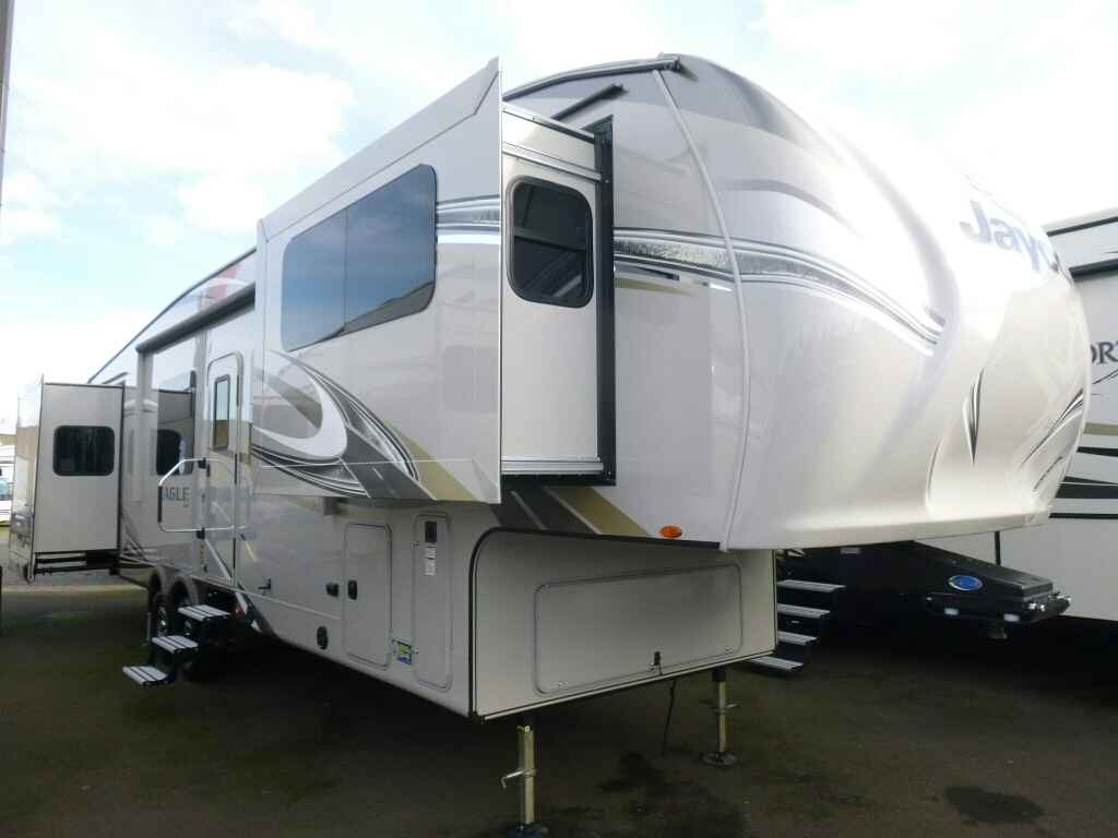 2017 New Jayco Eagle 339flqs Fifth Wheel In Oregon Or