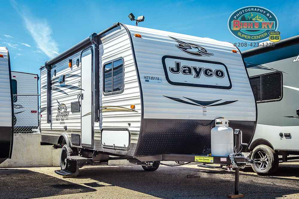 2017 New Jayco JAY FLIGHT SLX 174BH BAJA Travel Trailer in ...