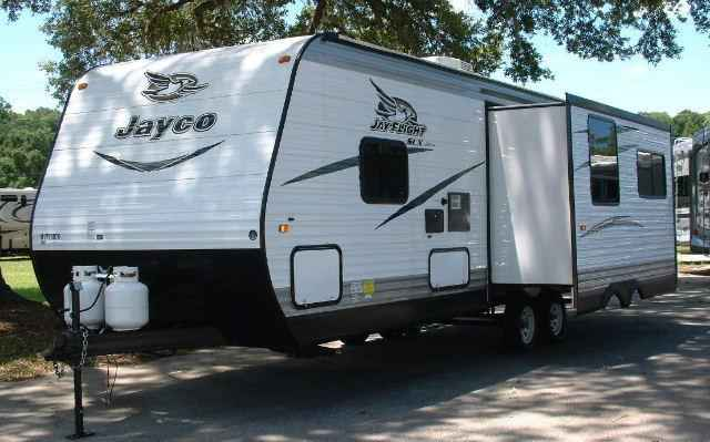 2017 New Jayco Jay Flight Slx 265rlsw Travel Trailer In