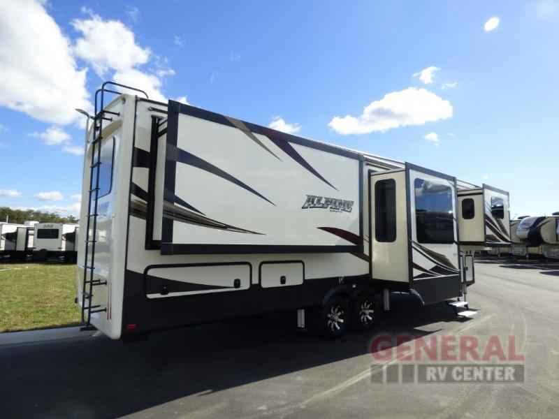 New Keystone Alpine Fl Fifth Wheel Rv