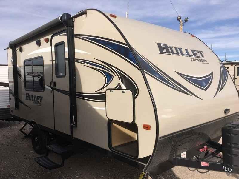 2017 New Keystone Rv Bullet 1800RB Travel Trailer in Texas TX