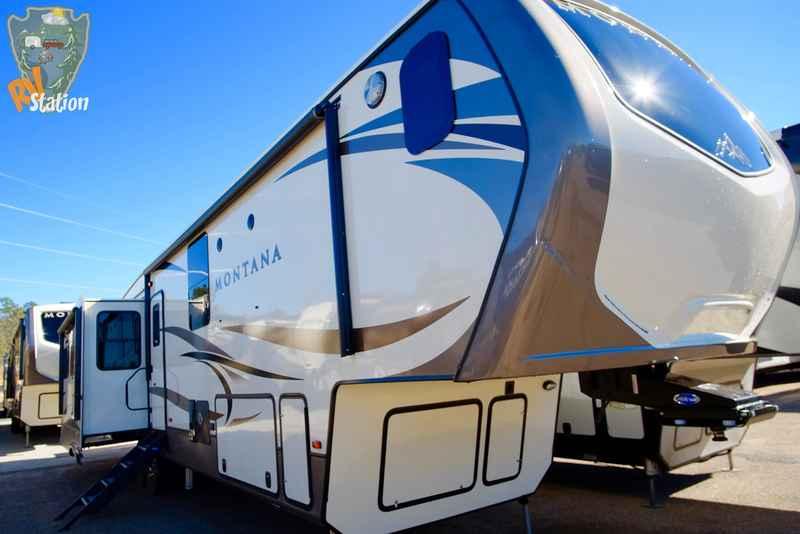 Luxury 2017 New Keystone Rv Montana 3921FB Fifth Wheel In Texas TX