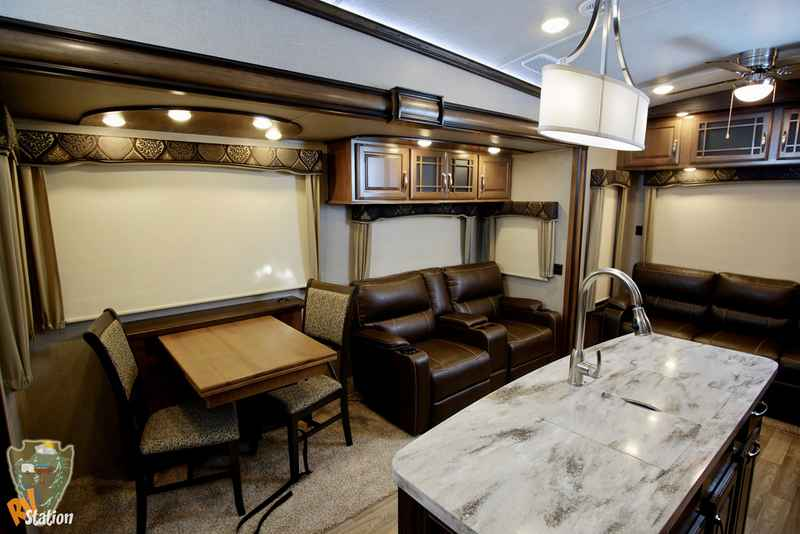 Elegant 2017 New Keystone Rv Montana 3921FB Fifth Wheel In Texas TX