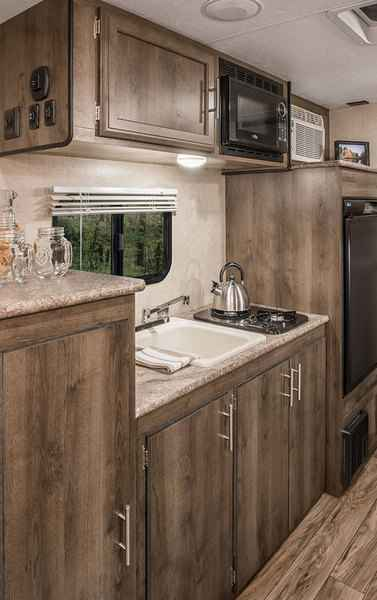 Elegant 2017 New Kz Rv Sportsmen  Classic 181BH Travel Trailer