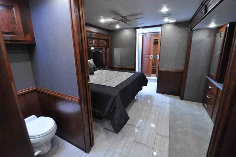 2017 new monaco rv diplomat 43q bath 1 2 diesel rv for for 2 bathroom class a rv