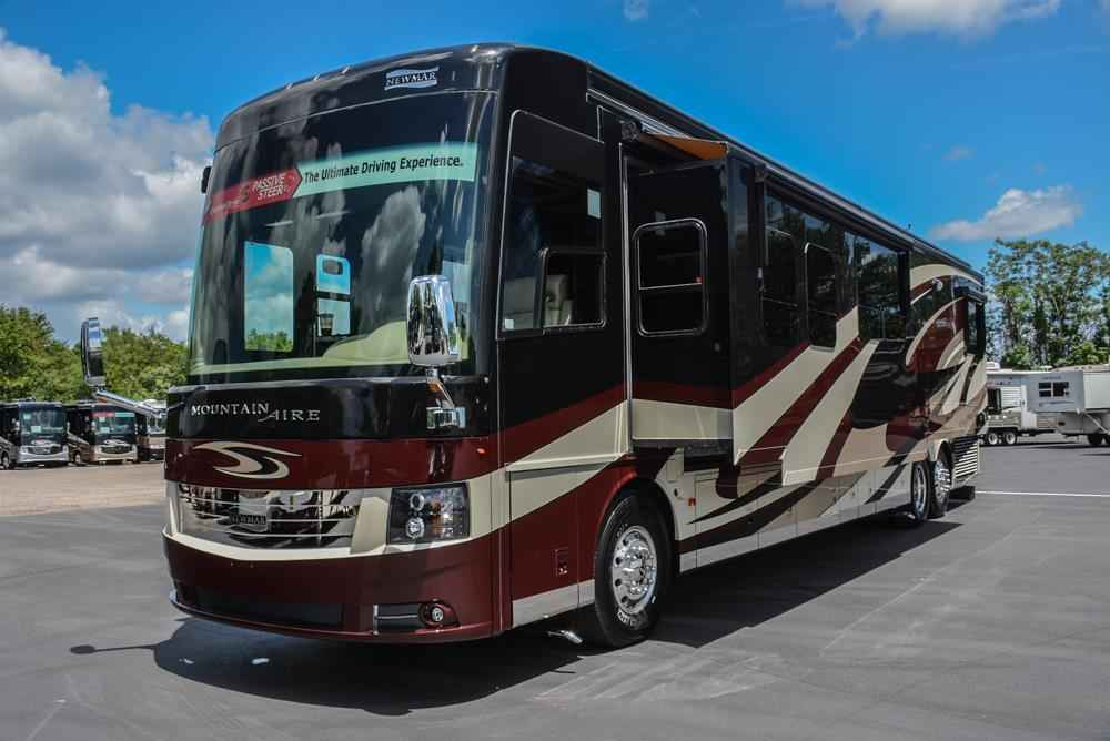 2017 New Newmar Mountain Aire 4553 Class A In Florida Fl