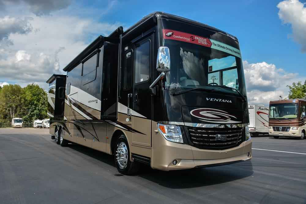 Fantastic 2017 New Newmar Ventana 4369 Class A In Florida FL