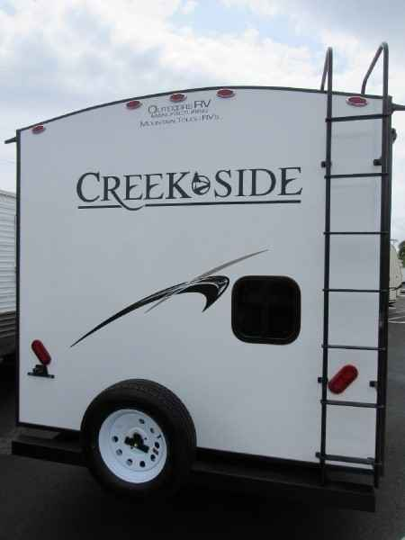 2017 New Outdoors Rv Creekside 23bhs Travel Trailer In