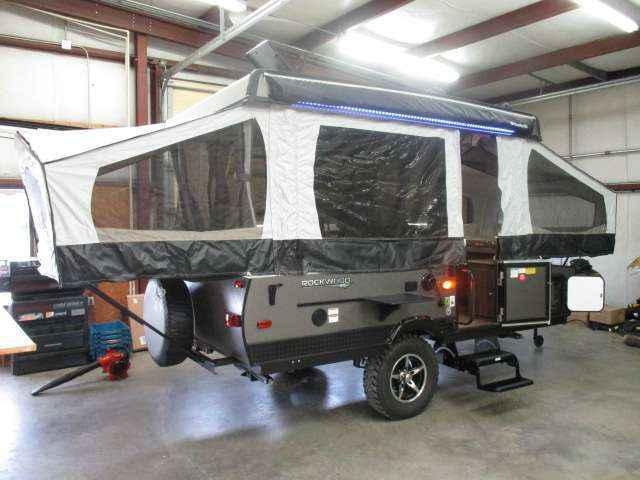 2017 New Rockwood 1910 Esp Pop Up Camper In South Carolina Sc