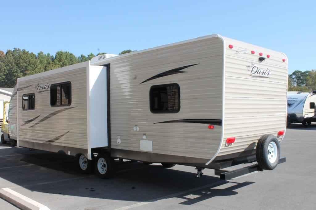 2017 New Shasta Oasis 310k Travel Trailer In Alabama Al