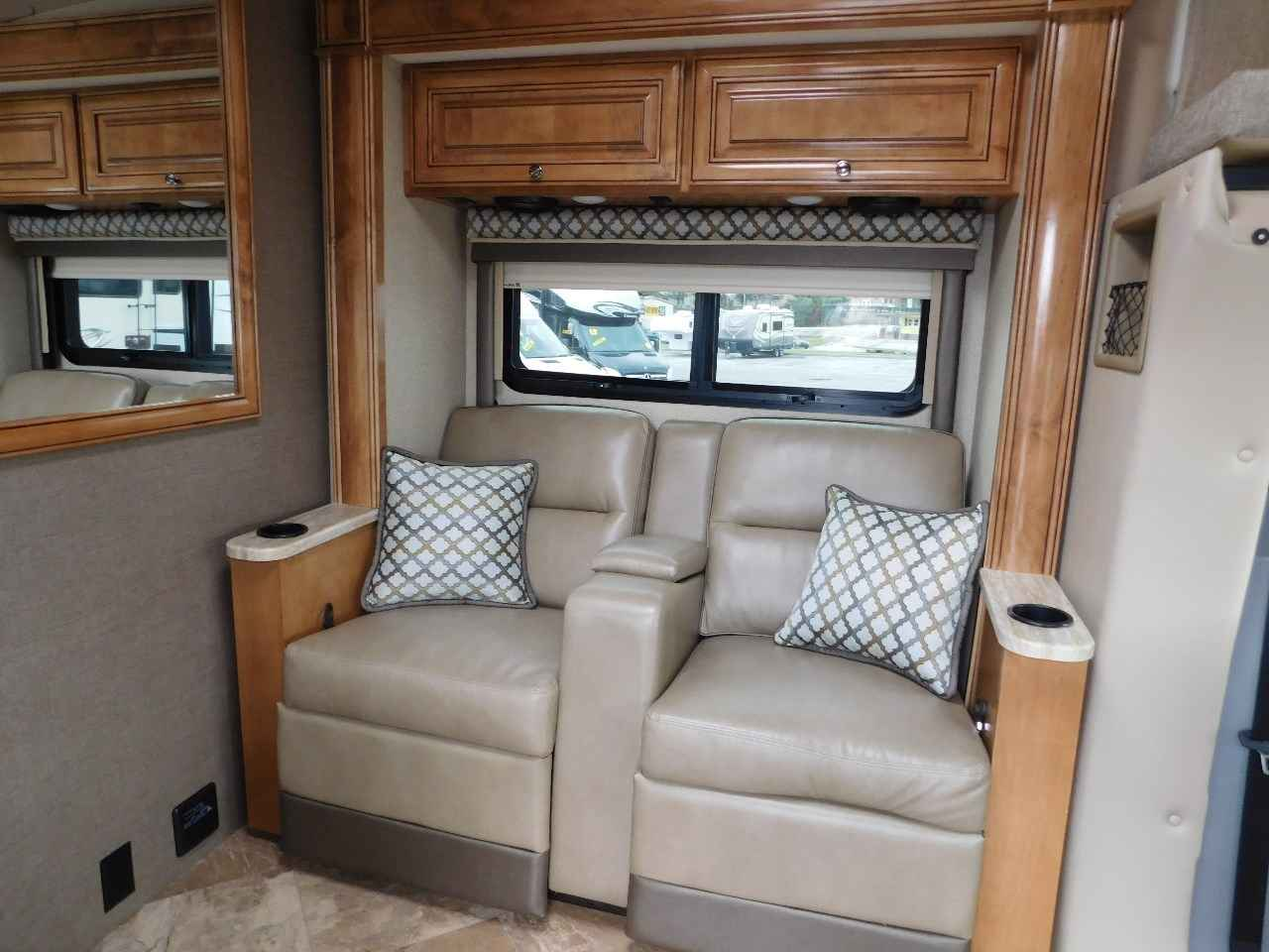 2017 New Thor Motor Coach Citation 24st Diesel Slide Out