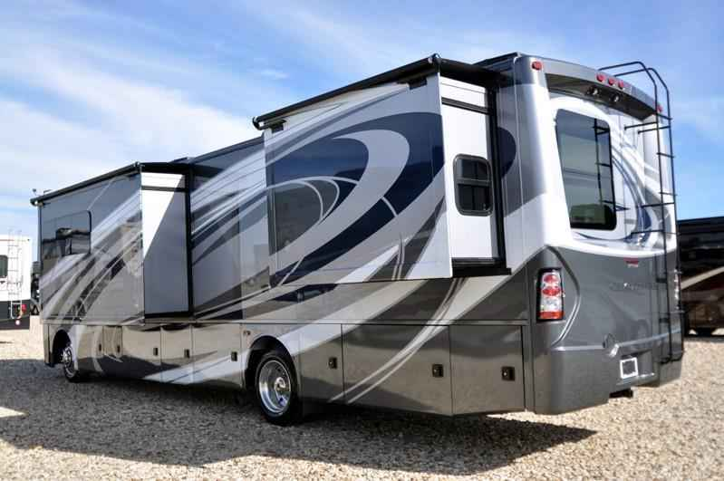 Fantastic 2017 New Thor Motor Coach Challenger 36TL RV For Sale WTheater Seats