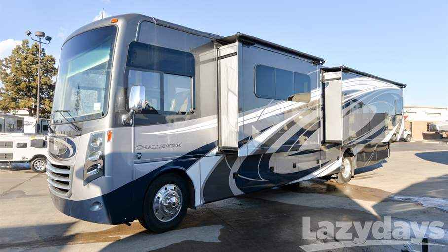 2017 New Thor Motor Coach Challenger 37yt Class A In