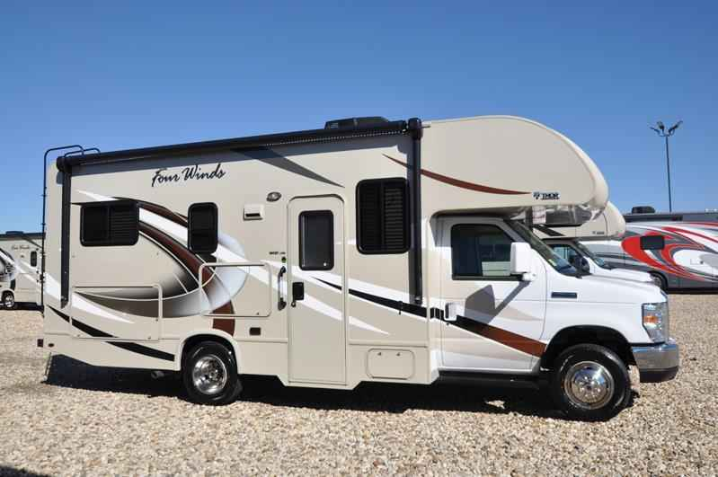 2017 New Thor Motor Coach Four Winds 23u Rv For Sale At