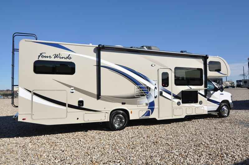 2017 New Thor Motor Coach Four Winds 31e Bunk Model Rv For