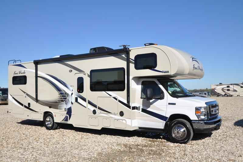 2017 new thor motor coach four winds 31e bunk model rv for for Rv motor coaches for sale