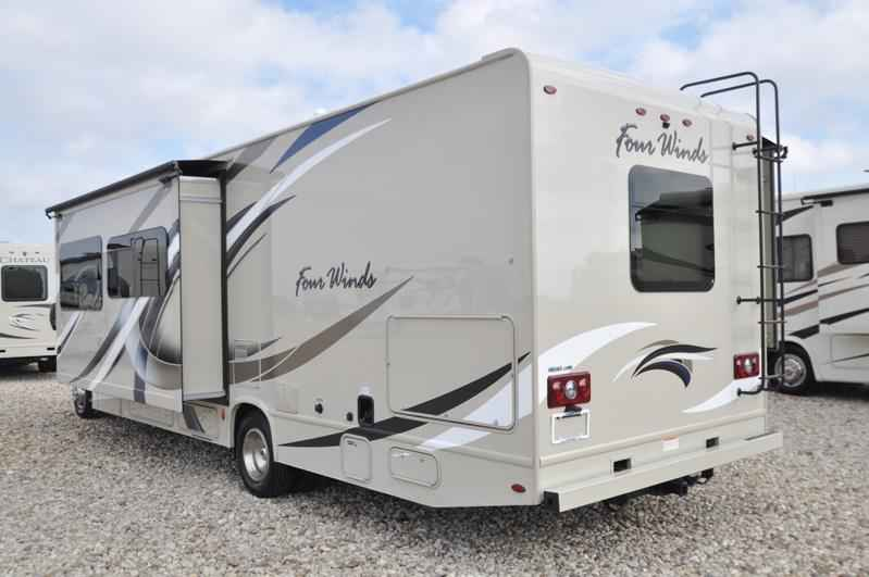 2017 New Thor Motor Coach Four Winds 31l Rv For Sale