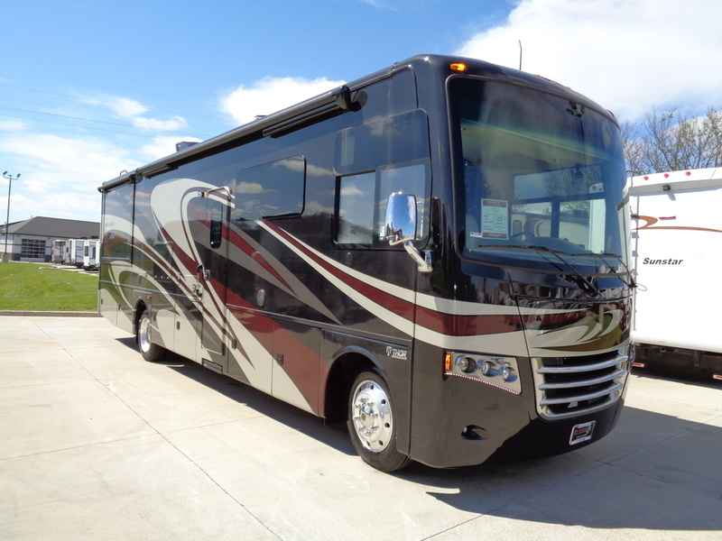 2017 New Thor Motor Coach Miramar 34 3 Bunkhouse Class A
