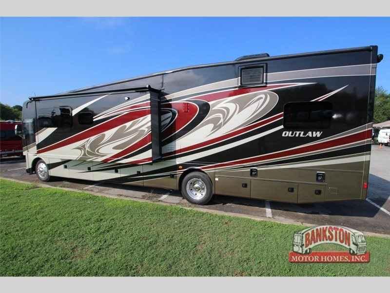2017 New Thor Motor Coach Outlaw 37bg Class A In Alabama Al