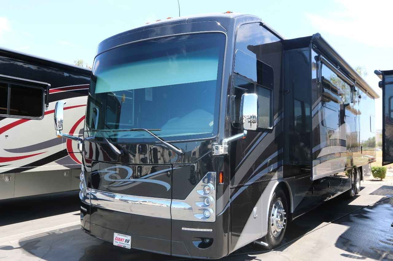 2017 New Thor Motor Coach Tuscany 42gx Class A In