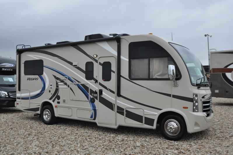 2017 new thor motor coach vegas 24 1 ruv for sale at mhsrv for Thor motor coach vegas for sale